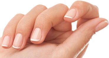 Krásné nehty zcela přírodní cestou - P-shine