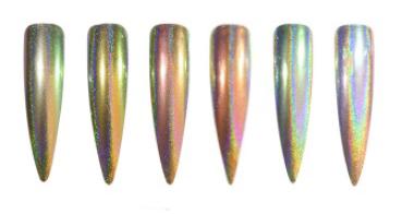 Leštící pigment - Aurora, chameleon, mirror effect