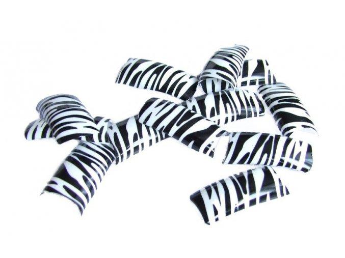 Tipy - zebra 70 ks