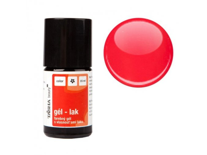 Tasha Gel lak 15ml power polish č.15