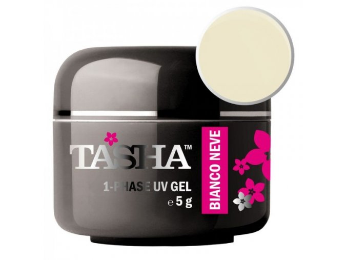 Tasha UV gel Bianco Neve 5g Black Line
