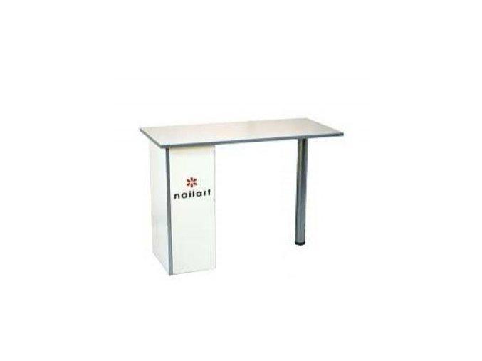 Kosmetický stůl - bílý