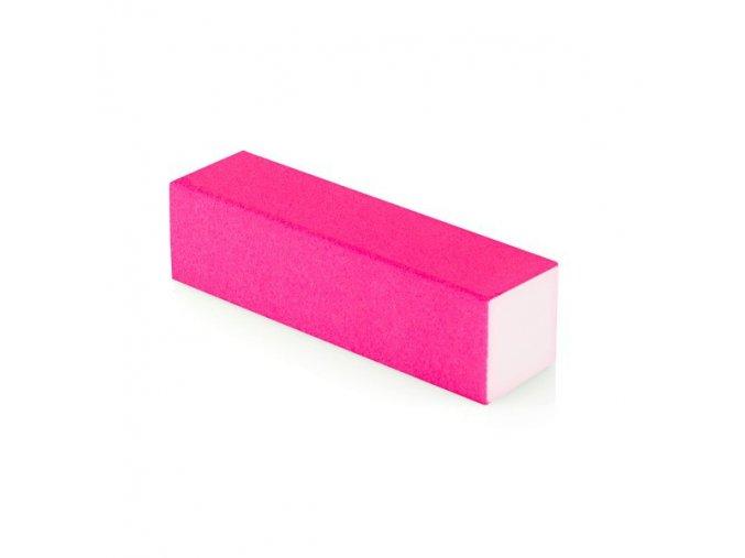 Neon růžový blok