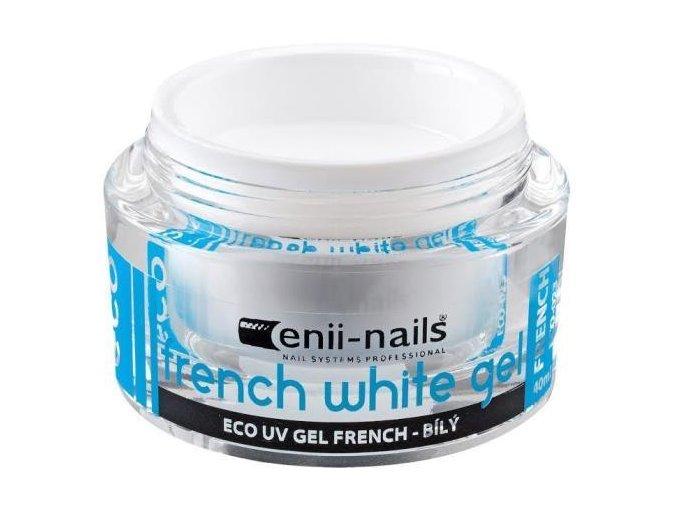 UV gel French bílý 5ml