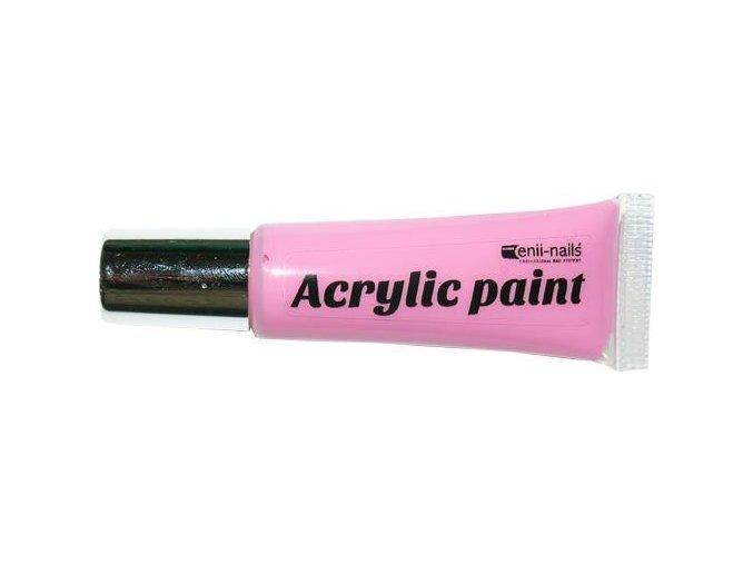 Acrylic color C4, 12ml