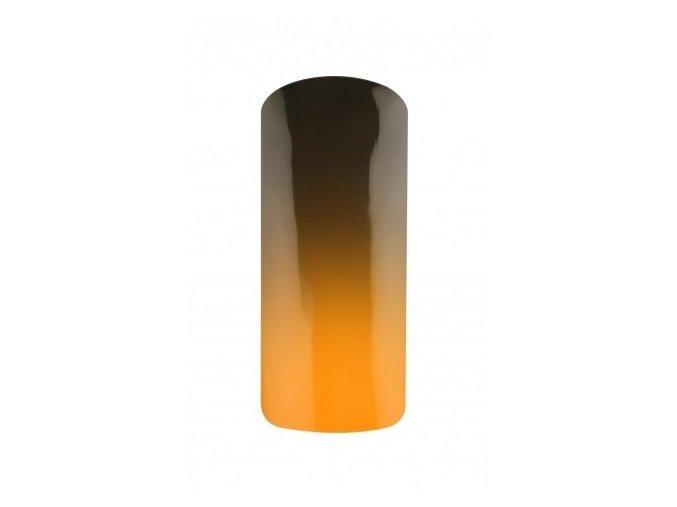 Thermo gel lak 15ml tmavá - oranžová