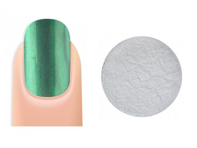 CHROME pigment 3g - zelený
