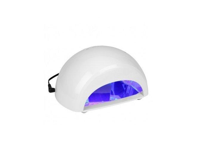 LED lampa - bílá barva 12W