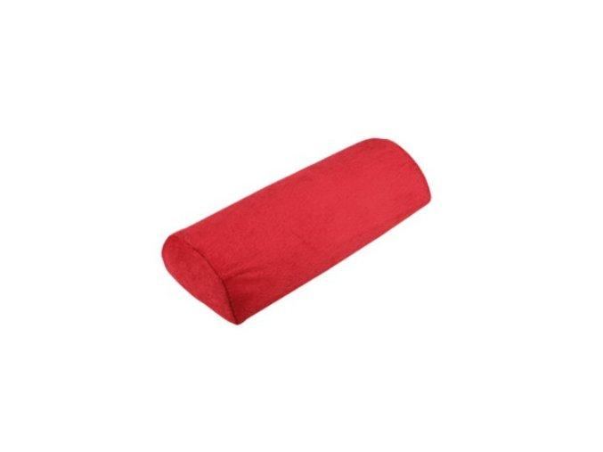 Opěrka rukou froté - červená