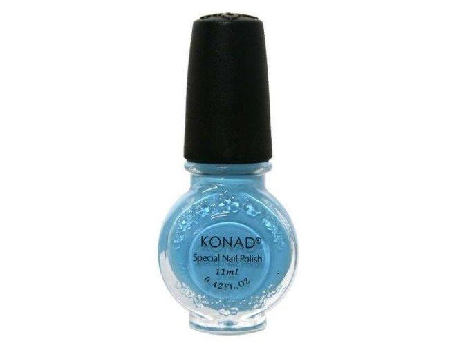 KONAD lak, pastel modrý 11ml