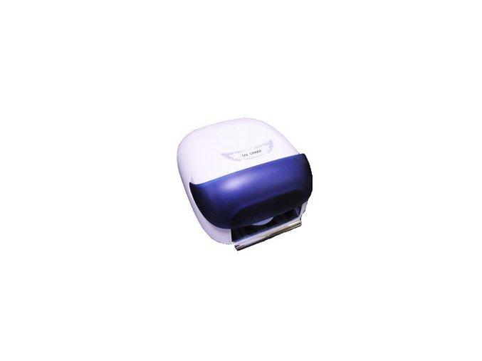 UV lampa na gelové nehty 36W - fialová