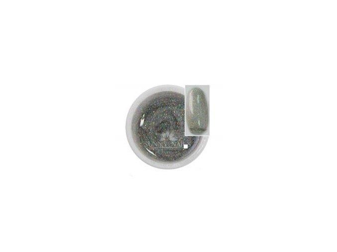 UV gel Sunny nails 5ml, holografická stříbrná