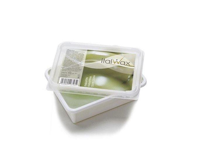 Parafínový vosk oliva 500g