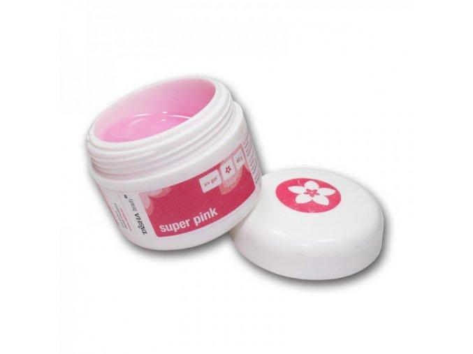 Tasha UV gel Super Pink 40g