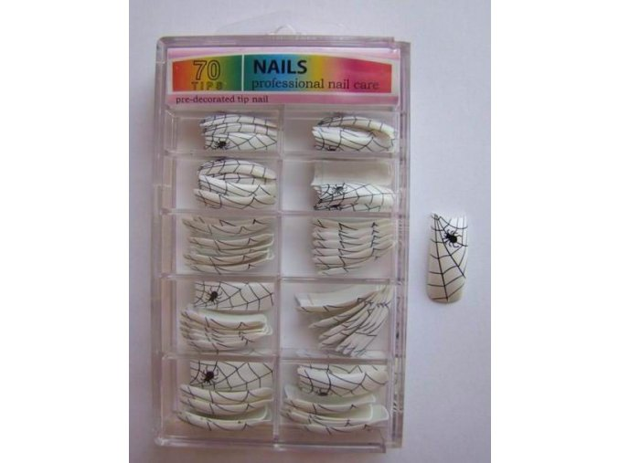 Tipy 70 ks - pavučina