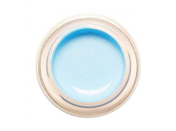 Akrylová barva – nebeská modř