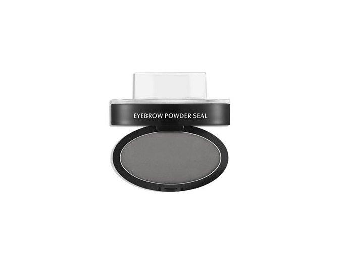 Make-up razítko na obočí ČERNÝ - se zrcátkem