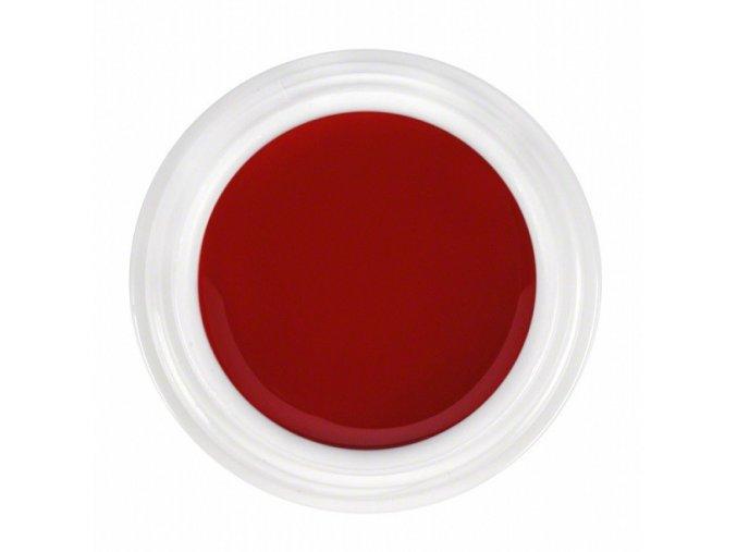 Barevný UV gel 5ml červený