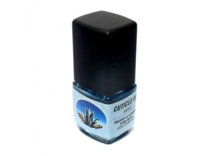 Olej na nehty se sušenými květy - AGAVE