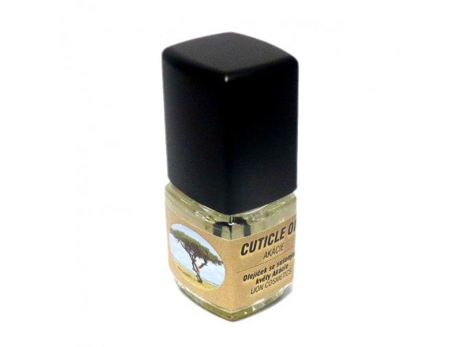 Olej na nehty se sušenými květy - AKÁCIE (1+1 zdarma)