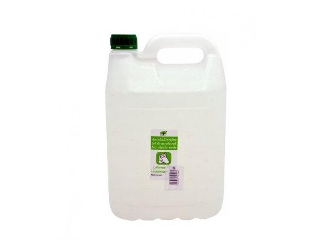 Antibakteriální dezinfekční gel na ruce 5L
