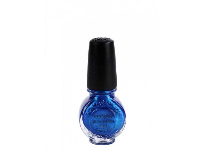 KONAD lak, modrý s perletí 11ml