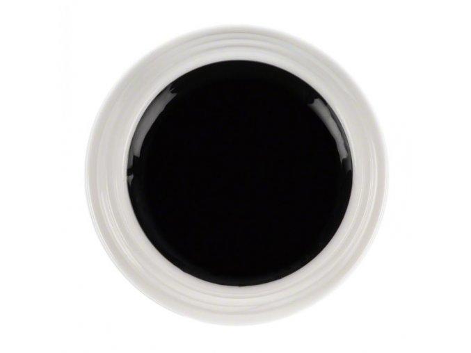 Barevný UV gel 5ml černý