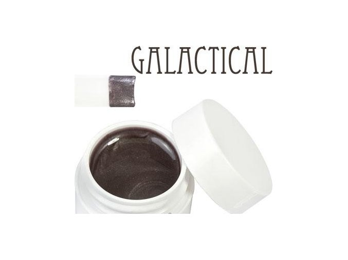 Metalický UV gel 5ml galactical