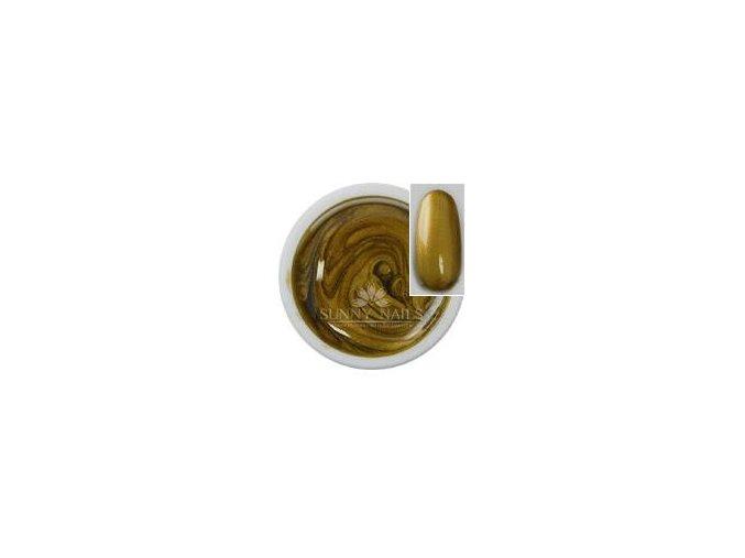 UV gel Sunny nails 5 ml, zlatý cadillac