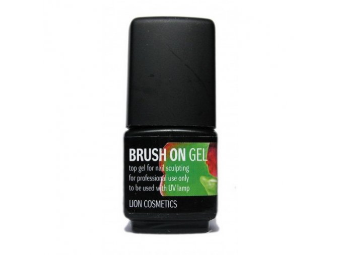 Lion Brush-on gel - vrchní gel - 12 ml