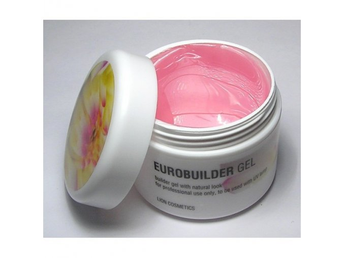 Lion Eurobuilder gel, 40ml