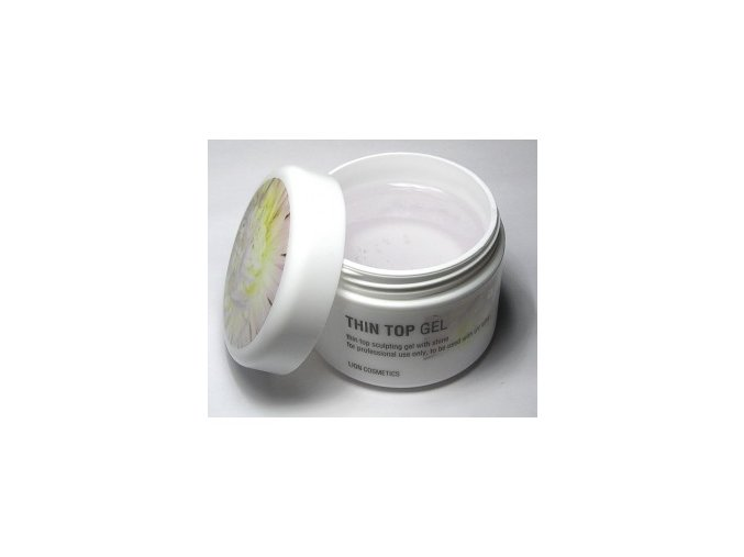 Thin top gel, 40ml
