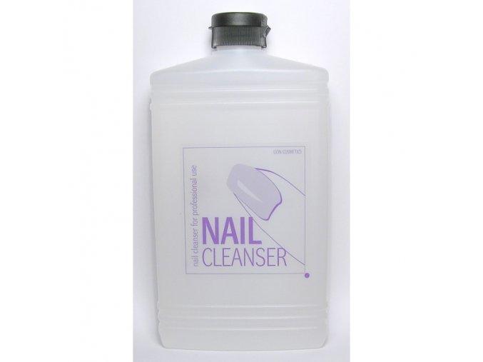 Lion Nail cleanser - čistič nehtů, 500ml