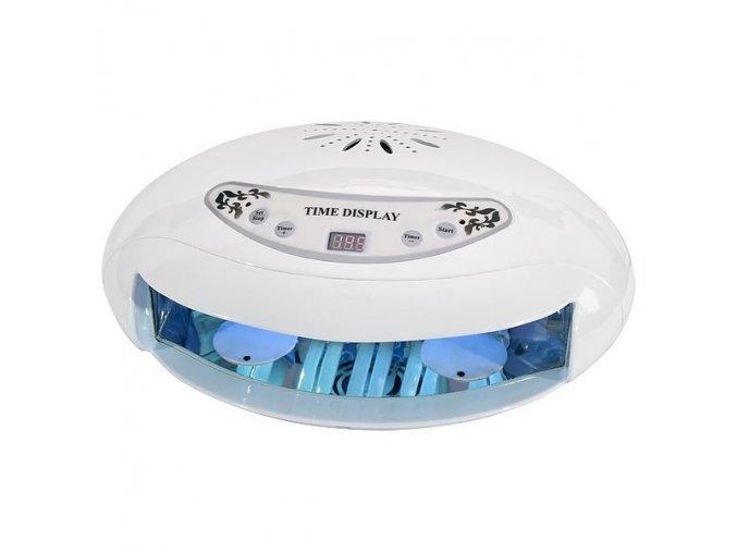 UV lampa na nehty se sušičkou a displejem 45W