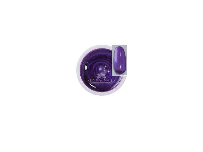 UV gel Sunny nails 5 ml, purpurový