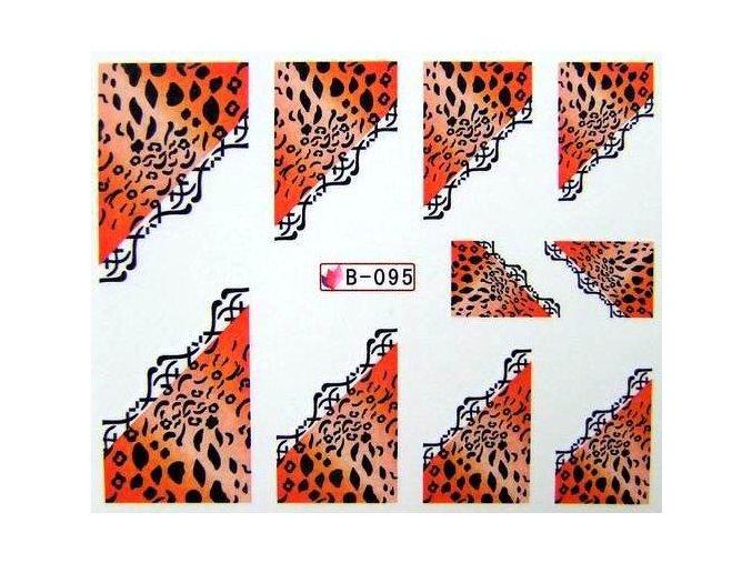 Vodolepky na francii, gepard