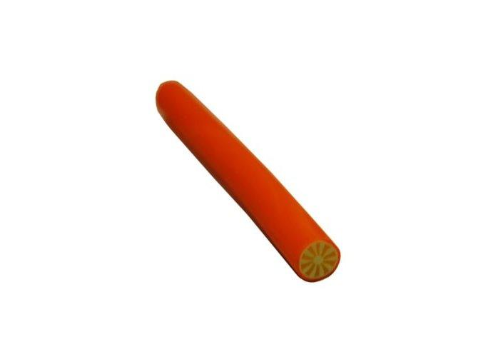 FIMO tyčinka, pomeranč