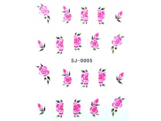 Vodolepky, květ 0005