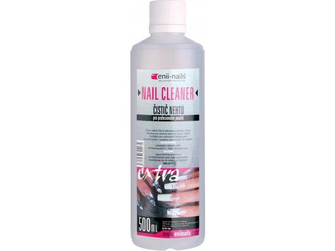 Cleanser, čistič nehtů extra 500ml