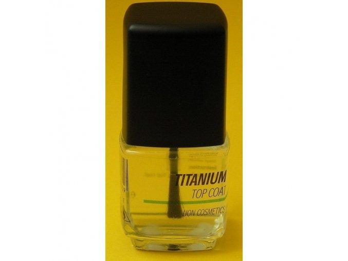 Titanium top coat – na zpevnění nehtů