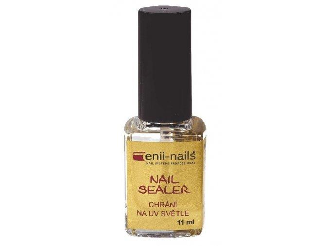 Nail Sealer-vrchní lak chránící před žl. na UV světle