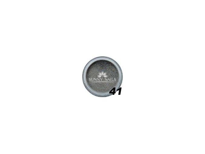 Barevný akryl, anthracit