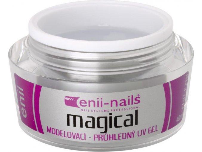 ENII MAGICAL 40ml - modelovací průhledný