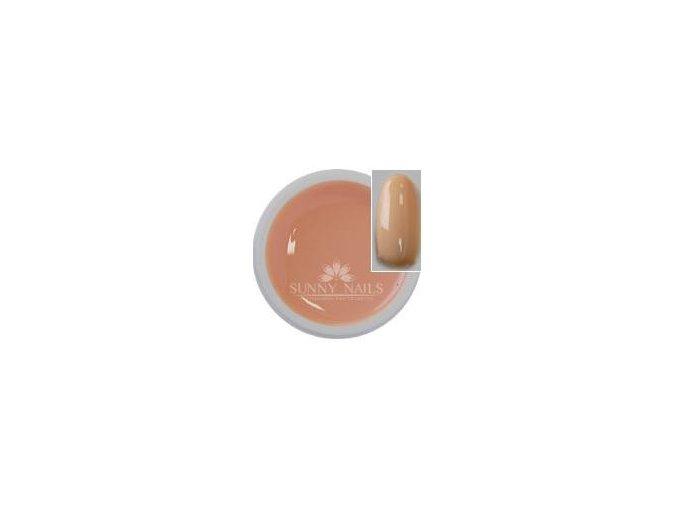 UV gel Sunny nails 5ml, pastel peach