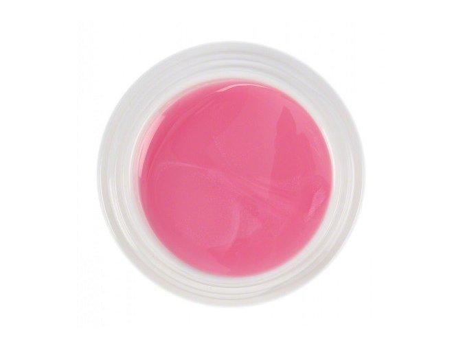 Barevný UV gel 5ml růže