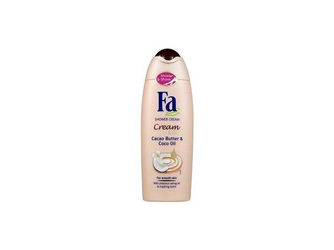 Fa sprchový Cream and Oil Cacao Butter 250ml