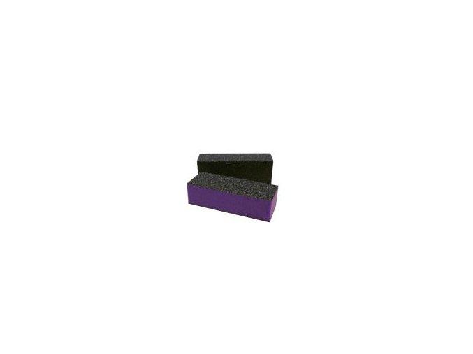 Blok fialový čtyřhranný - hrubý 80