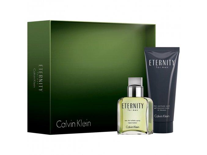 Calvin Klein Eternity for Men EDT 100ml + Balzám po holení 100ml
