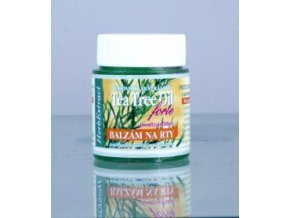 Protizánětlivý balzám na rty - Tea Tree Oil 25ml