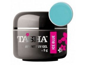 Tasha UV gel Ice Blue 5g Black Line